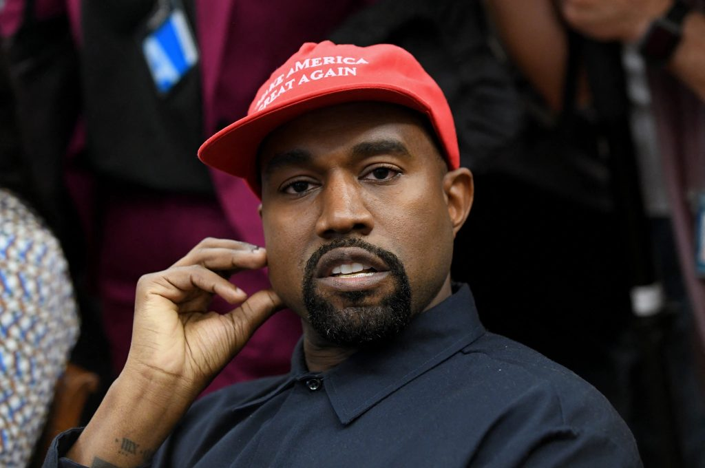 Kanye West files to legally change full name to Ye